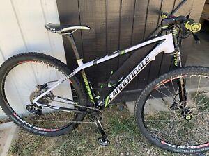 Cannondale mountain bike lefty f29 Di2 Sisl Cranks Carbon Fiber Xtr Xt