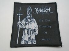 BEHEXEN BY THE BLESSING OF SATAN SUBLIMATED PATCH