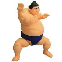 Kaiyodo Soft Vinyl Toy Box STB004 Sumo Wrestler Figure Japan +Tracking