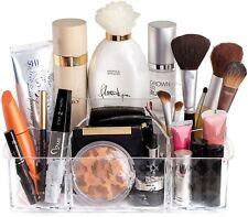Makeup Organizer Vanity Clear Acrylic Jewelry Cosmetic Storage Organizer Holder