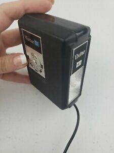 """Vivitar 91 Flash Unit Model # 1043389 3.5"""" Tall 2.75"""" Width 1.25"""" Flash Width"""