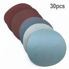 30Pcs Sanding Disc Mixed 1000/1500/2000/3000/5000/7000 Grit Flocking Sandpaper