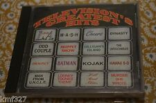 TV's Greatest Hits by Newton Wayland (CD, Jun-2002, Compendia Music Group)