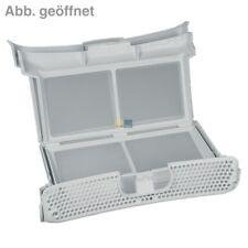 NEU Trockner Flusensieb Filtertasche ausklappbar Bosch Siemens 656033 Original