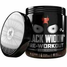 Spider Labz Black Widow Pre Workout - 30 Servings