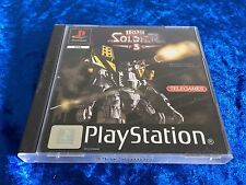 Iron Soldier 3 - Original Playstation 1 PS1 PSX New Not sealed by publisher