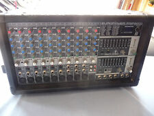 Behringer Europower Pmp2000 800-Watt 10 / 14 Channel Multi-Fx used, but issues