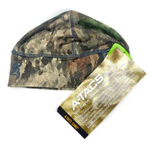 Browning A-Tacs Camoflouge Silvadur W/ Odor Protection Beanie Camo