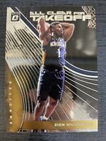 2019-20 Optic - Zion Williamson All Clear for Takeoff rookie insert - Pelicans