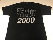 Zz Top New Xl Xxx 2000 Millenium Shirt