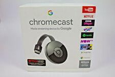 Google Chromecast NC2-6A5 (2nd Generation / 2015) HDMI Streaming Media Player