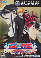 Used BLEACH NINTENDO GAMECUBE GC JAPANESE JAPANZON GAME CUBE