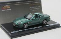 Aston Martin DB7 Vantage Volante ( 1999 ) racing grün / Vitesse 1:43