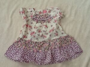 The Childrens Place Baby Girl Dress, Size 0-3 Months, NWT