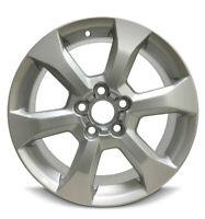 Aluminum Alloy Wheel Rim 17 Inch Fits 2009-2014 Toyota Rav4 New 5 Lug 114.3mm