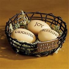 Abbey Press EASTER Blessing Branches Nest and Eggs FRIENDS FOREVER Gift