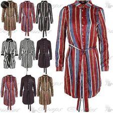 Vestiti da donna a manica lunga taglia S multicolore