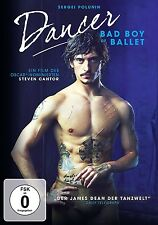 DANCER-BAD BOY OF BALLET - POLUNIN,SERGEI/CANTOR,STEVEN    DVD NEU