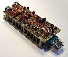 Nixie Tube and Circuit Board