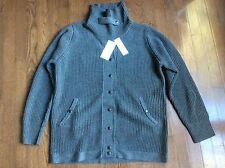 NEW Eileen Fisher Ash Merino Wool Stand Collar Jacket J2455 XLRG/XLarge
