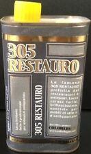 CERA LIQUIDA 305 RESTAURO MOBILI ML500