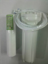 Kemflo Sediment PP Spun Pre Filter+Housing/Bowl Set With 5 Mtr Food Grade Pipe
