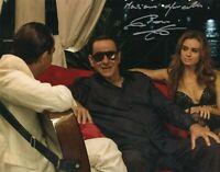 Giovanni Esposito Loro Foto Autografata Autografo Signed Photo Cinema ITP