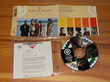 TAKE THAT - PRAY / GERMANY 3 TRACK MAXI-CD 1993 MINT! & PROMO-INFO