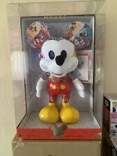 Disney Mickey Mouse Memories Plush With Tags - March Limited Edition In Box