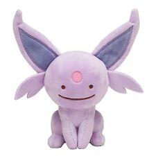 Pokemon Center Original Plush Transform! Ditto Espeon doll JAPAN OFFICIAL