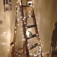 200 LED Christmas Warm White Wedding Party Decor Outdoor Fairy String Light