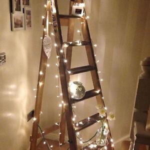 10M 100 LED Christmas Warm White Wedding Party Decor Outdoor Fairy String Light