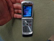 Motorola Razr V3 - Blue (Alltel) Cellular Phone