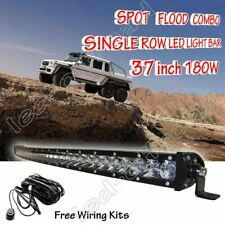 39inch LED Light Bar CREE Off Road FOR Truck Boat Ford Jeep SUV 4WD UTE 4x4 Lamp