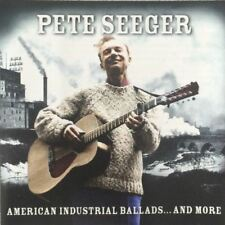 PETE SEEGER american industrial ballads and more (2X CD, compilation) folk, 2007