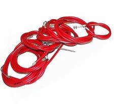 Lambretta Vijay Super Friction Free Control Cable Kit Red GP LI TV SX Ser 3 ECs