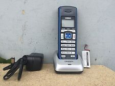 Uniden Dcx200 Accessory Handset dcx200 Dect2080 Dect2085 Dect260 Dect2088 Blue