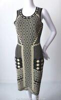 EVENTS Dress Sleeveless Knit Sheath NEW Size Medium - Large AU 10-16 US 6-12