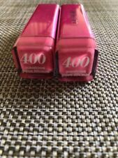 Lot of 2, Sealed New Covergirl Colorlicious Lipstick, 400 Guavalicious