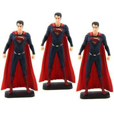 Lot 3Pcs DC Comics UNIVERSE SUPERMAN EXCLUSIVE ANIMATED DIRECT FIGURES toy gift