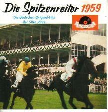 Spitzenreiter 1959 Bill Ramsey, Ivo Robic, Freddy Quinn, Melitta Berg, Pe.. [CD]