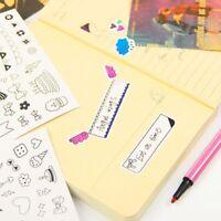 DIY Stationery Decoration Kids Diary Photo Album Scrapbook Paper Sticker