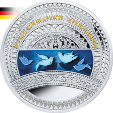 Niue 2016 1 $the World of your soul Friendship Proof Coin Silver
