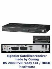 Comag BS2000 PVRready 1CI/HDMI Digitaler Sat-Receiver B Ware
