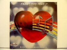 SEALED ! Gospel - The Ron Williams Singers LP From the Heart, Capitol Lite