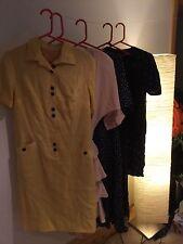 JOBLOT 5 X vestidos vintage años 60 años 70 años 80 retro al por mayor Lote 1