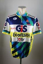 GiS Gelati Ecoflam Rad Trikot Gr. 7 XL-XXL 59cm cycling jersey Bike shirt FE3