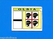 CALCIATORI PANINI 1971-72 -Figurina-Sticker n. 68b - OLBIA SCUDETTO -Rec