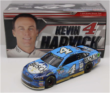 NEW NASCAR 2018 KEVIN HARVICK # 4 BUSCH BEER  1/24 DIECAST CAR