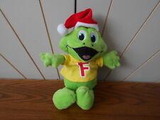 SANTA HAT FREDDO character soft toy, Seasonal/Christmas, Cadbury's Chocolate